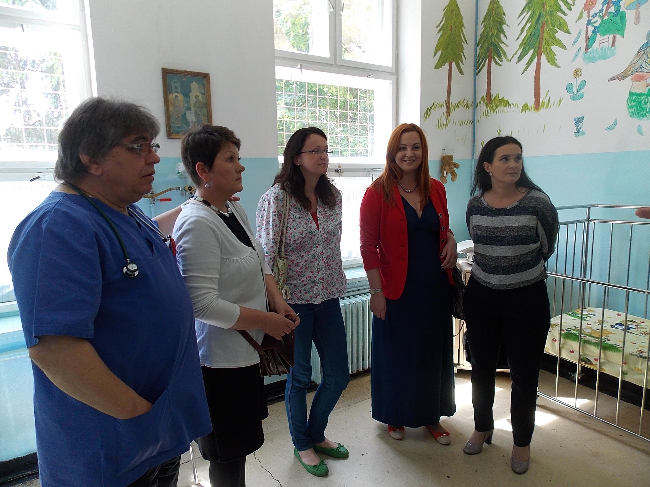 Donaţie pentru Spitalul Municipal Dr. Aurel Tulbure Făgăraş
