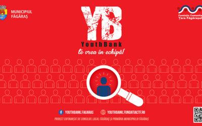 Hai în echipa YouthBank!