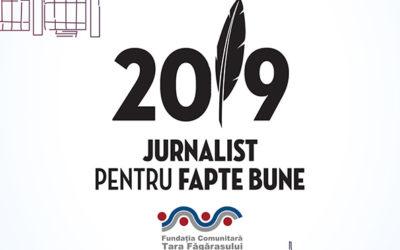 Tinere jurnalist pentru fapte bune, Făgărașul are nevoie de tine!