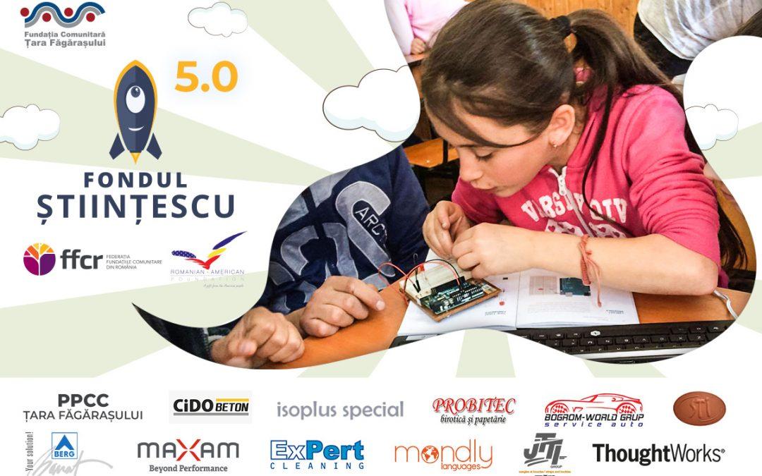 """7 proiecte primesc finanțare din Fondul """"Științescu Țara Făgărașului"""""""